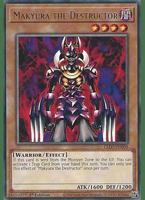 Makyura the Destructor - LED7-EN008 - Rare