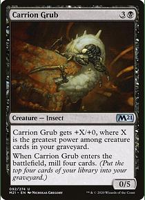 Carrion Grub - M21 - U