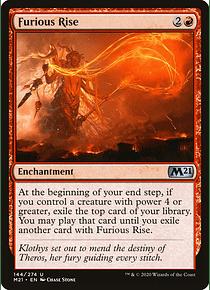 Furious Rise - M21 - U