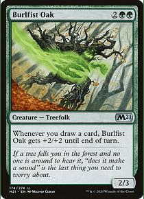 Burlfist Oak - M21 - U
