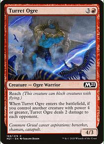 Turret Ogre - M21 - C