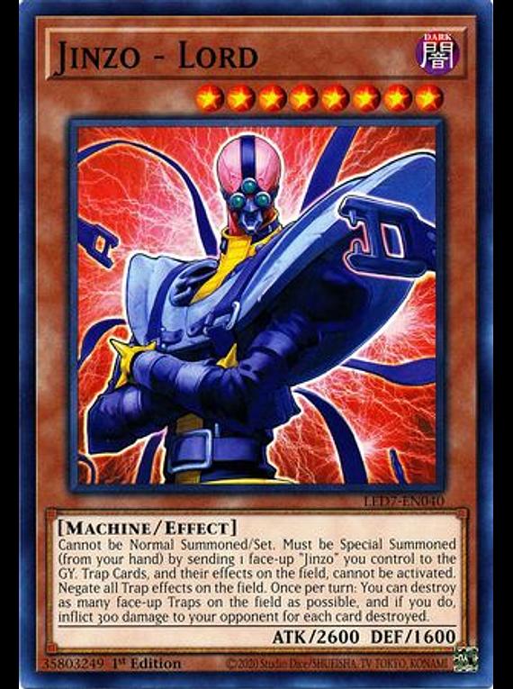 Jinzo - Lord - LED7-EN040 - Common