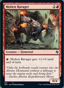 Molten Ravager - JMP - C