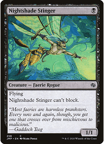 Nightshade Stinger - JMP - C
