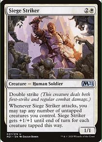Siege Striker - M21 - U