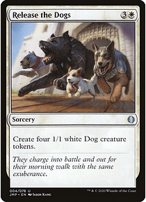 Release the Dogs - JMP - U