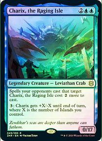 Charix, the Raging Isle - ZNR - R ★