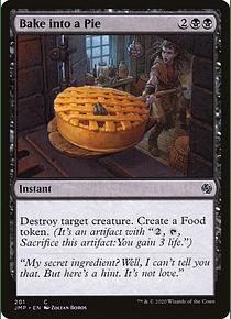 Bake into a Pie - JMP - C