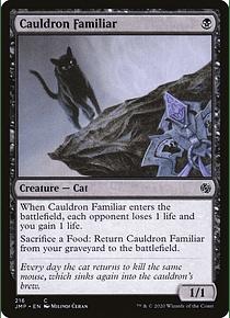 Cauldron Familiar - JMP - C