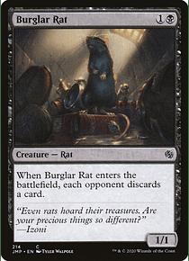 Burglar Rat - JMP - C