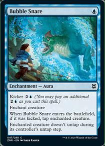 Bubble Snare - ZNR - C