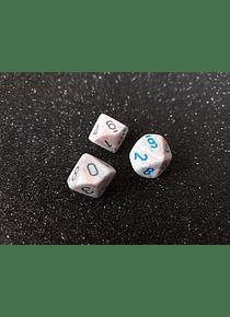 Dado 10 caras - Chessex - D102
