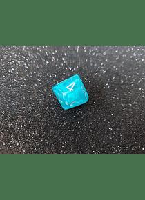 Dado 10 caras - Chessex - D104
