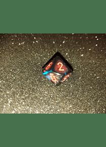 Dado 10 caras - Chessex - D109