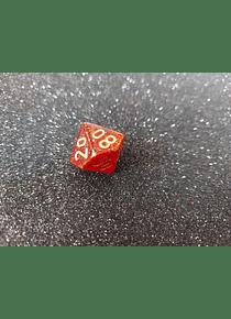 Dado 10 caras - Chessex - D106