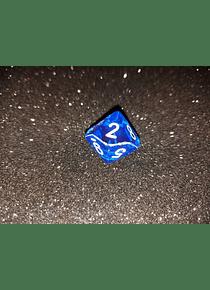Dado 10 caras - Chessex - D114
