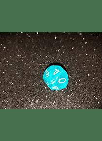 Dado 10 caras - Chessex - D116