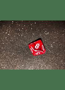 Dado 10 caras - Chessex - D119