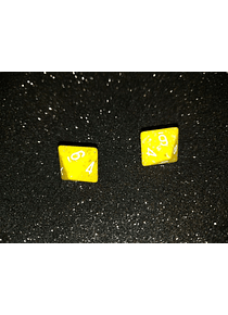 Dado 8 caras - Chessex - D804