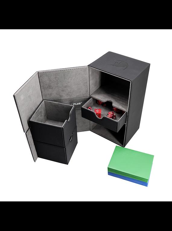 Porta Deck Premium plus 200 Negro (precompra)