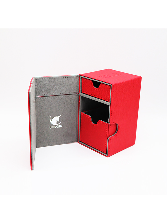 Porta Deck Premium plus 100 Rojo  (precompra)