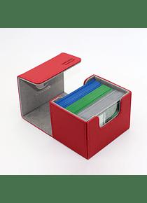 Porta Deck Premium Plus 100 sidewinder Rojo (Precompra)