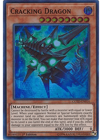 Cracking Dragon - COTD-EN014 - Super Rare