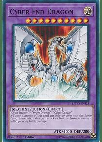 Cyber End Dragon - LEDD-ENB25 - Common