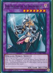 Dark Magician Girl the Dragon Knight - LEDD-ENA36 - Common