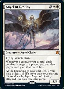Angel of Destiny - ZNR - M