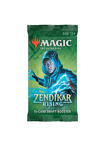 Zendikar Rising ZNR - Draft Booster