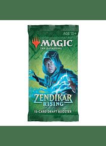 Zendikar Rising ZNR - Draft Booster