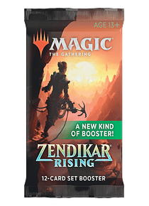 Zendikar Rising - Set Booster - Sobre