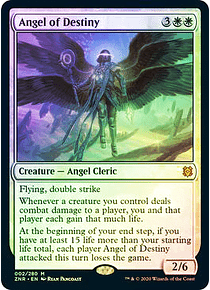 Angel of Destiny  - ZNR - M ★