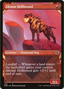 Akoum Hellhound - ZNR - C