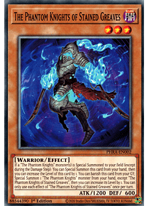 The Phantom Knights of Stained Greaves - PHRA-EN002 - Common