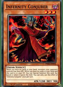 Infernity Conjurer - PHRA-EN016 - Common