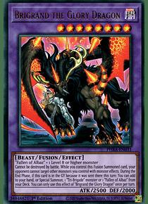 Brigrand the Glory Dragon - PHRA-EN031 - Ultra Rare