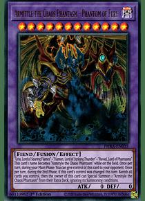 Armityle the Chaos Phantasm - Phantom of Fury - PHRA-EN035 - Ultra Rare