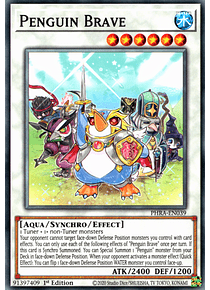Penguin Brave - PHRA-EN039 - Common