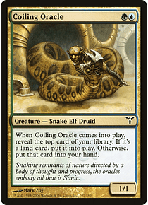 Coiling Oracle - DIS - C