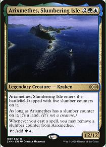 Arixmethes, Slumbering Isle - 2XM - R