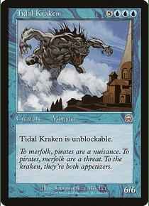Tidal Kraken - MMS - R