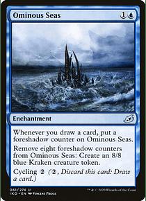 Ominous Seas - IKO - U