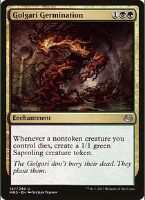 Golgari Germination - MM17 - U