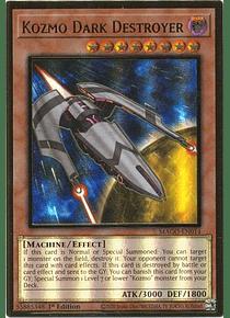Kozmo Dark Destroyer - MAGO-EN014 - Premium Gold Rare