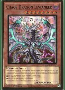 Chaos Dragon Levianeer - MAGO-EN017 - Premium Gold Rare