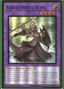 Elder Entity N'tss - MAGO-EN026 - Premium Gold Rare