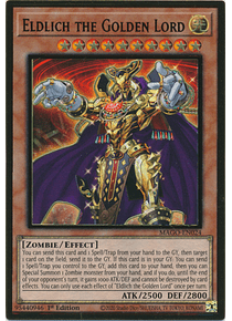 Eldlich the Golden Lord - MAGO-EN024 - Premium Gold Rare