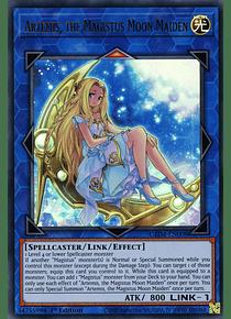 Artemis, the Magistus Moon Maiden - GEIM-EN008 - Ultra Rare